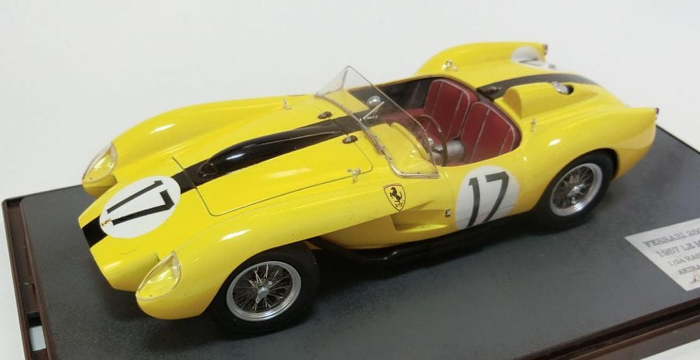 イタリア車の模型