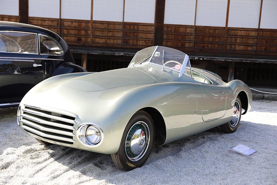 「1946年 フィアット1100 フルア スパイダー」