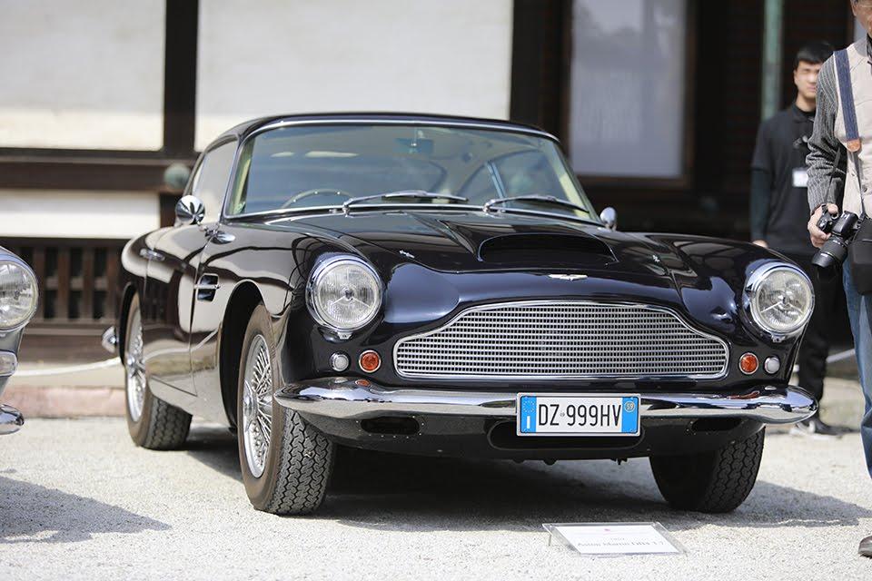 「1959年 アストンマーティン DB4」