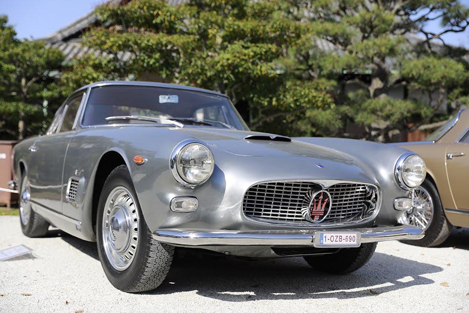 「1962年 マセラティ 3500GT」
