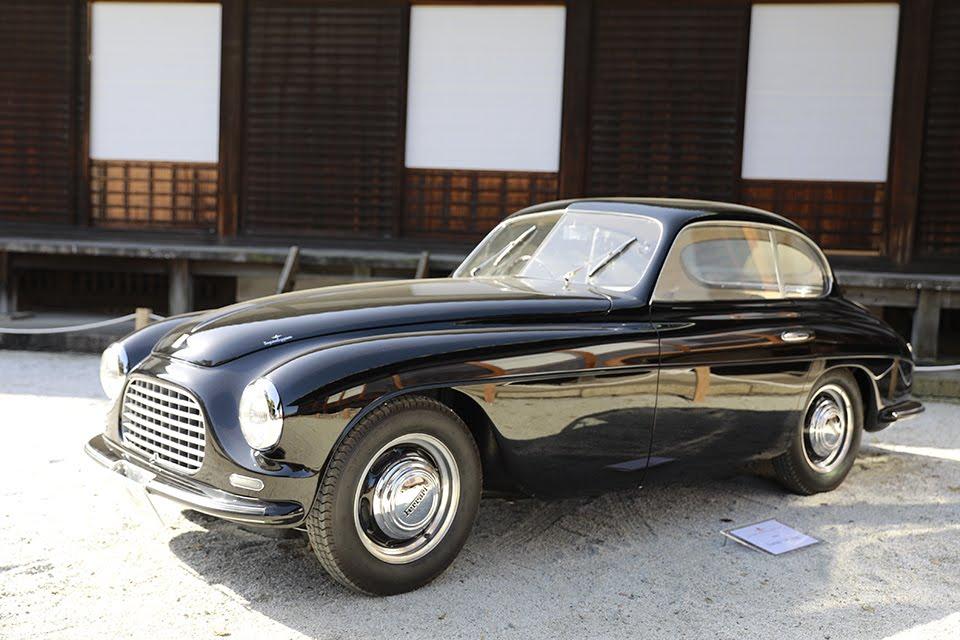 「1949年 フェラーリ 166インテル」