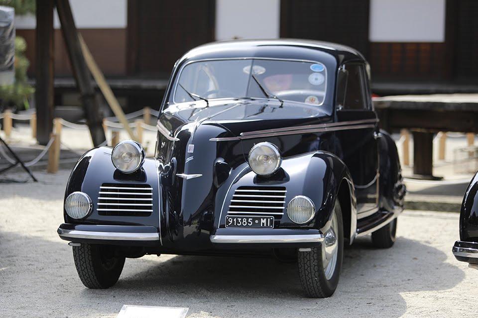 「1939年 フィアット1500トゥーリング」