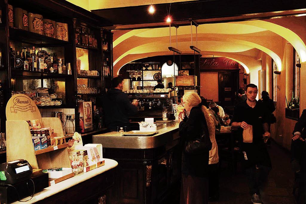 イタリア, カフェ, 旅行, バル, バール, エスプレッソ, コーヒー
