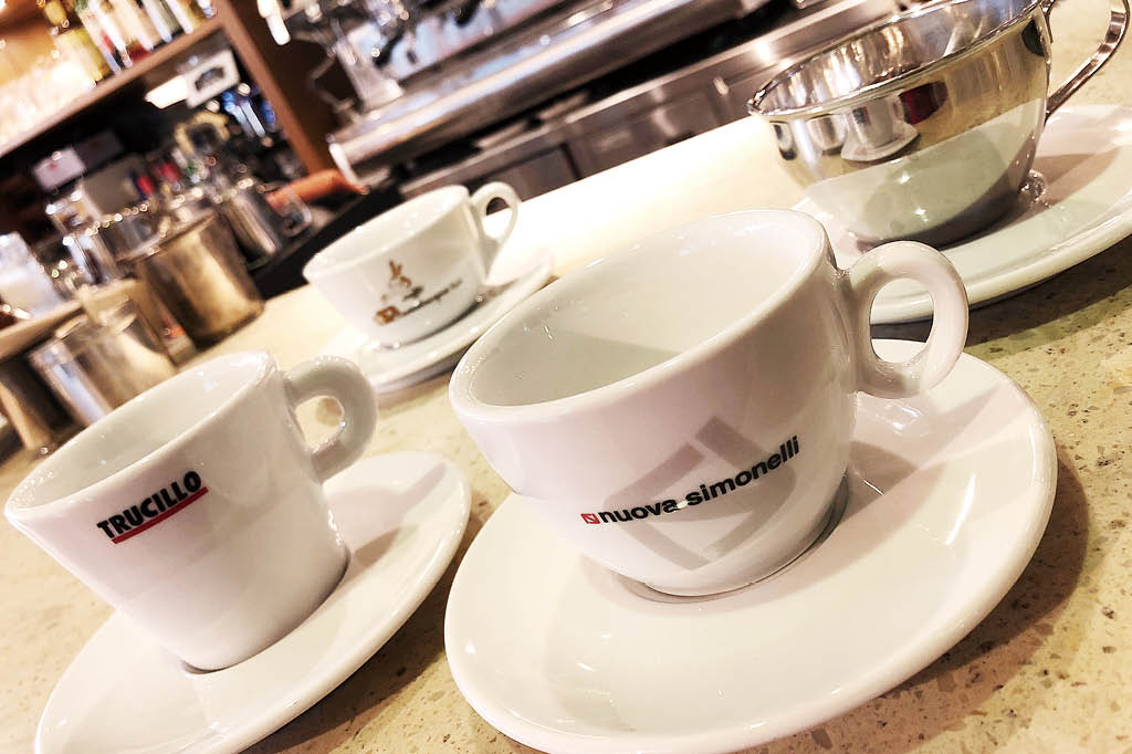 コーヒーカップ, カフェ, イタリア