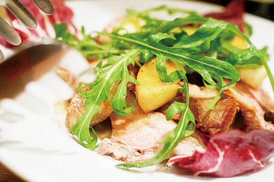 テルミニで提供される料理の写真