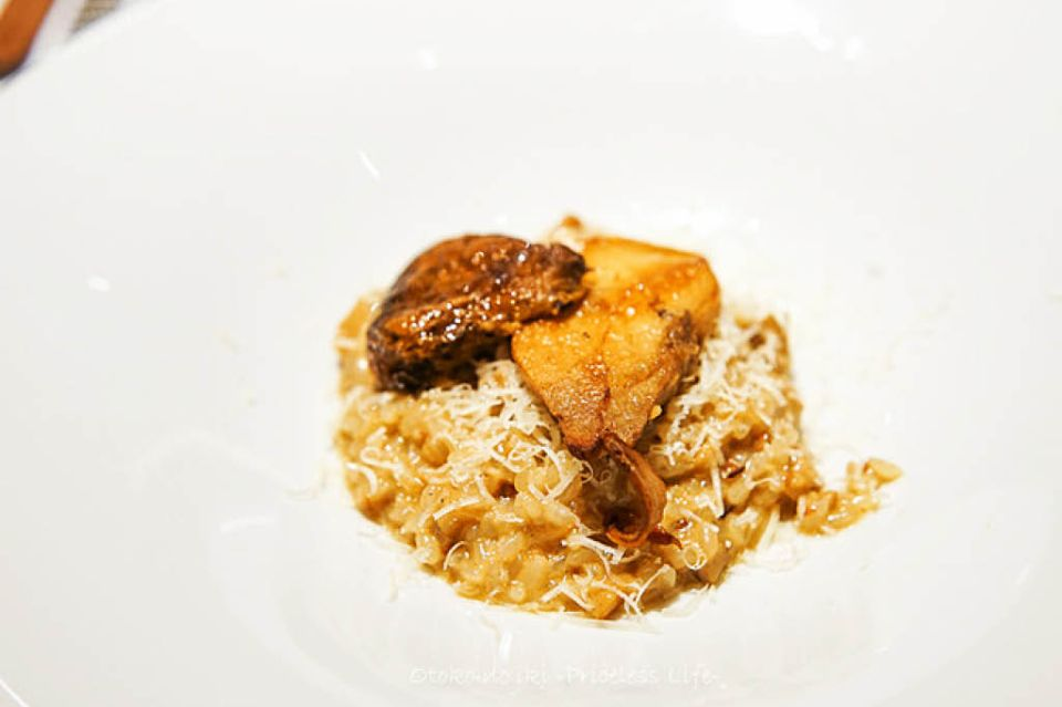 KAPPASで提供される料理の写真