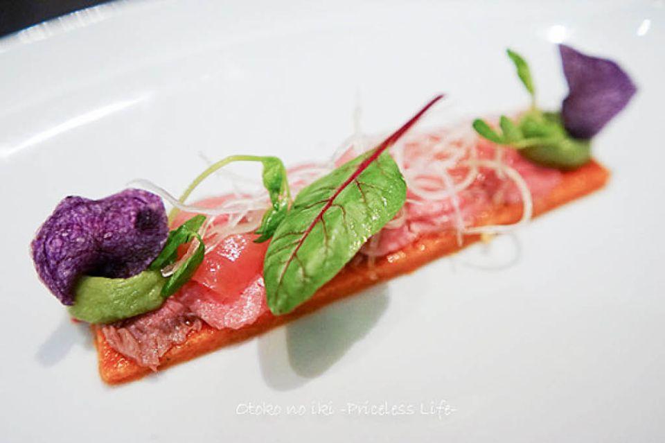 トラットリア クレアッタで提供される料理の写真