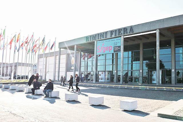 リミニ国際展示会
