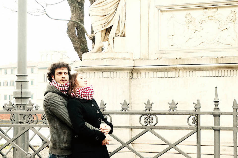 バレンタイン発祥の地イタリア