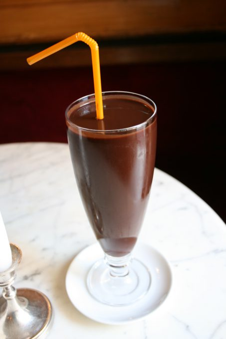 Bicerin chocolate