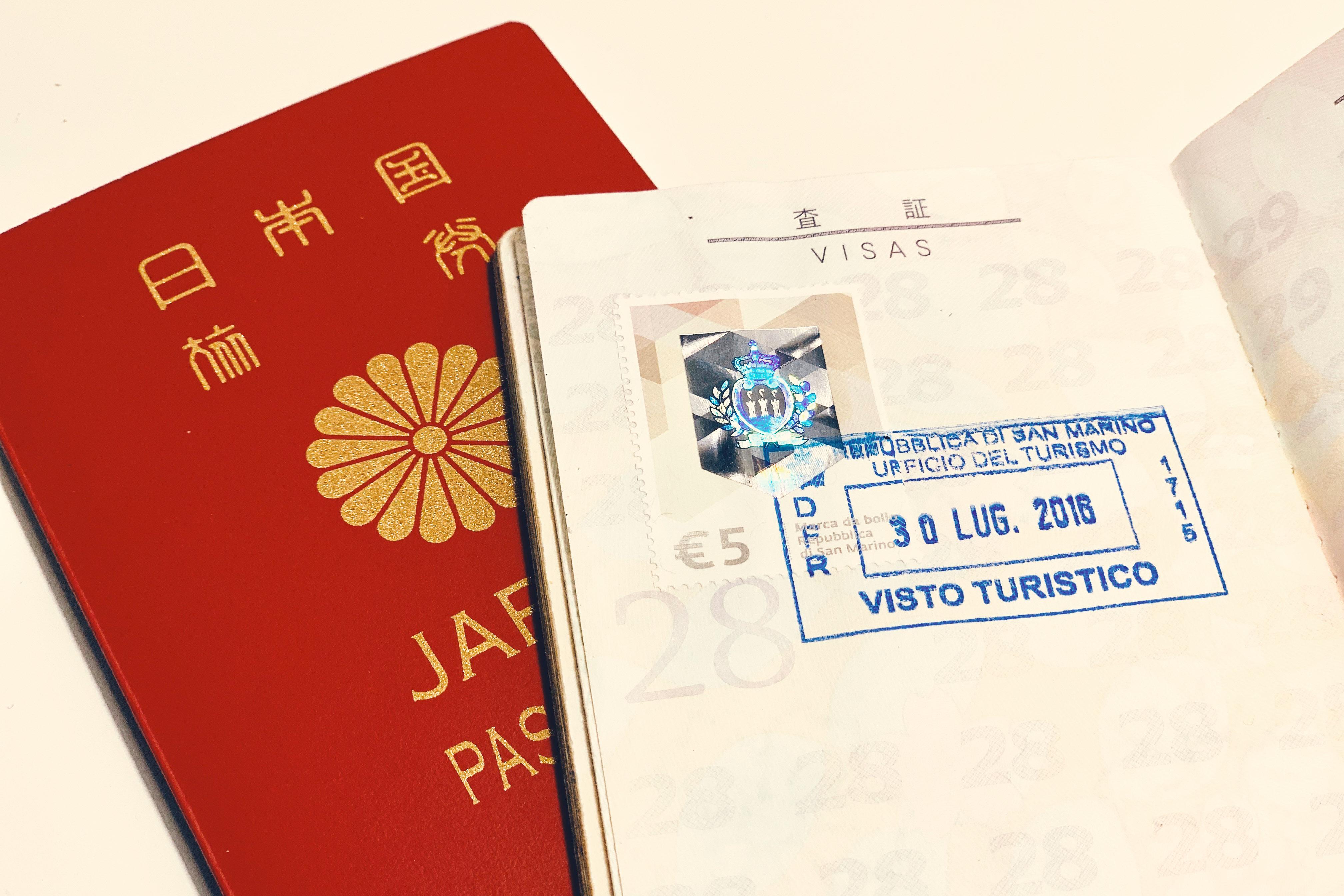 サンマリノ共和国は、歴とした独立国家ですが入国審査もパスポートも不要