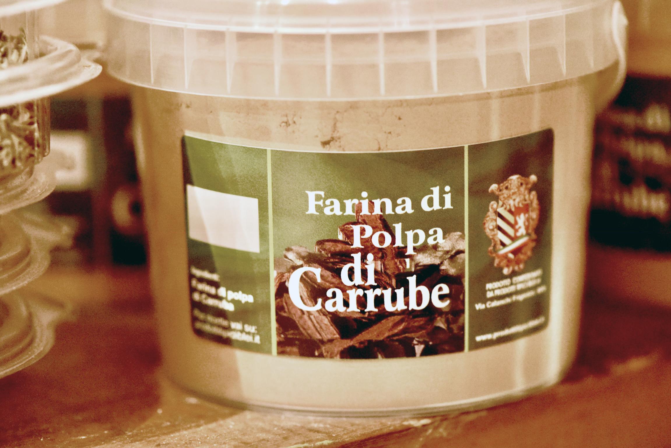 カカオのような甘くスパイシーな香りが特徴的なカッルーバ