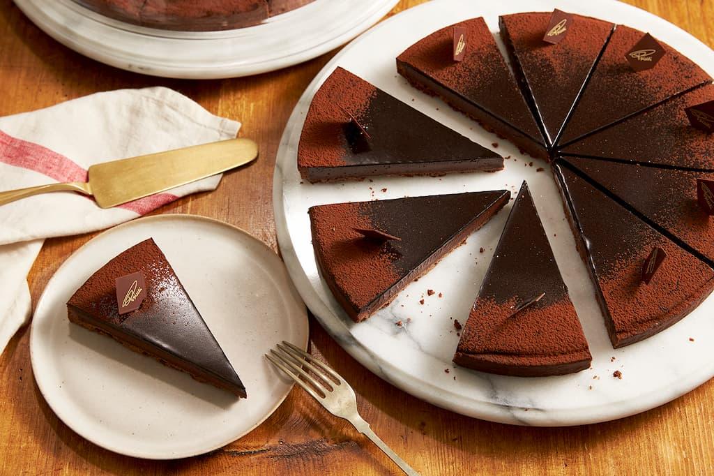 チョコケーキ、プリンチーナも名物