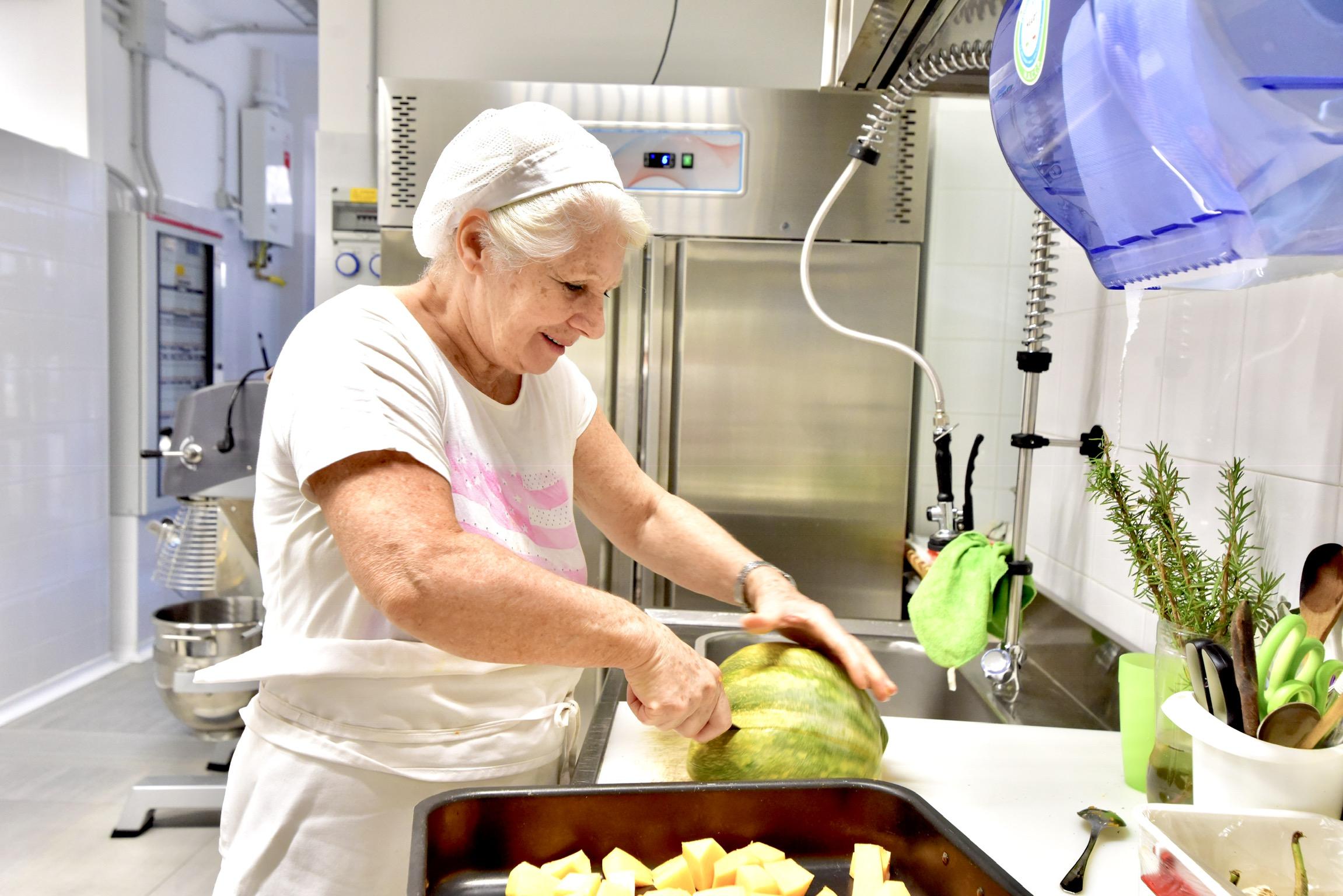 イタリア料理はマンマの料理とも言われます