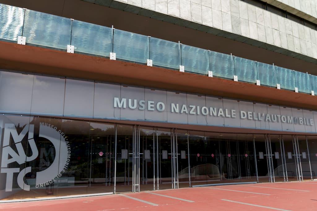 イタリア国立自動車博物館
