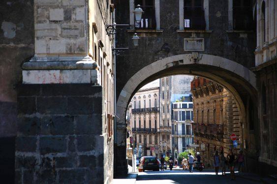 シチリアの世界遺産の一つ「ヴァル・ディ・ノート後期バロック様式の町」