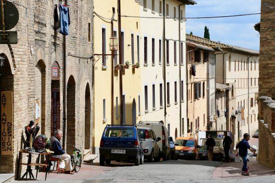 トスカーナの世界遺産、「百塔の都市」サン・ジミニャーノ