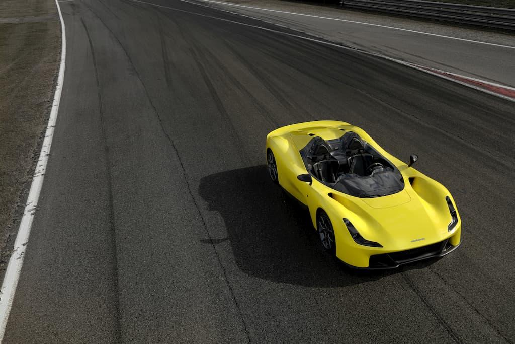 ダラーラストラダーレの最高速は280km/h