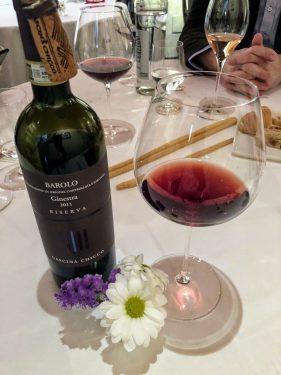 ピエモンテ産の赤ワイン、バルバレスコやバローロとの相性も抜群