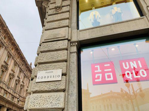 再開発が進むミラノのコルドゥージオ広場