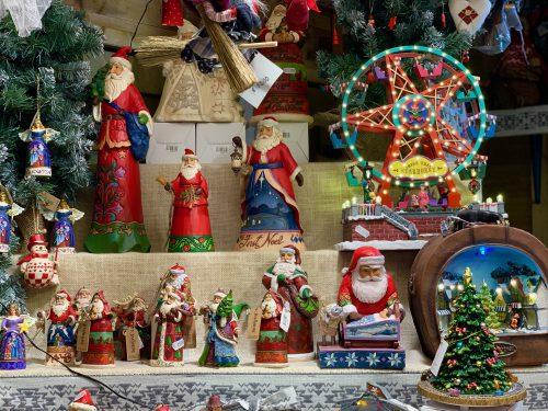 コモの街全体で開かれるクリスマスイベント、コモ チッタ・ディ・バロッキの風景