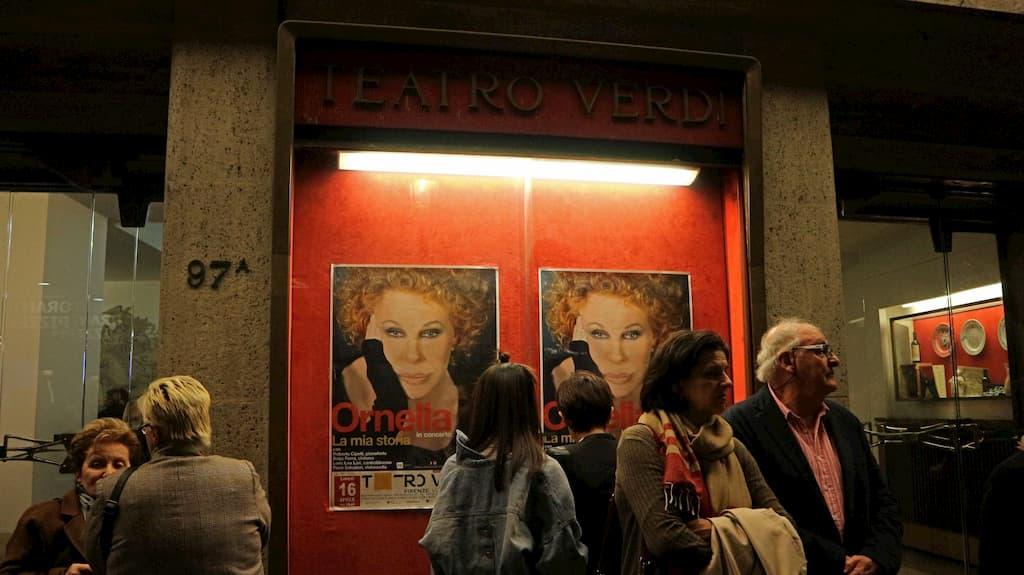 ヴェルディ劇場の外観