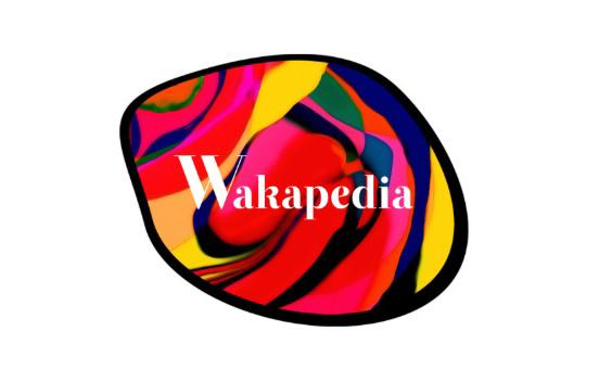 Wakapediaのロゴマーク