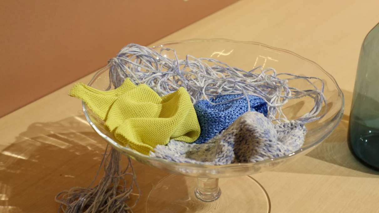 糸やニットの国際展示会PITTI FILATI(ピッティ・フィラーティ)