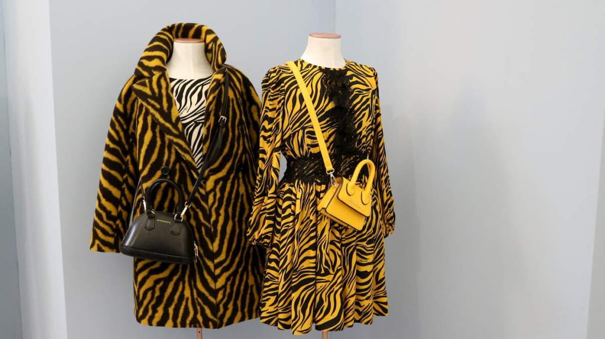子供服モナリザの2020秋冬コレクション