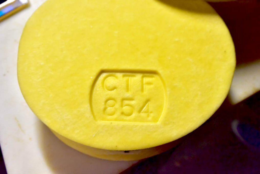 チーズの生産者識別コード