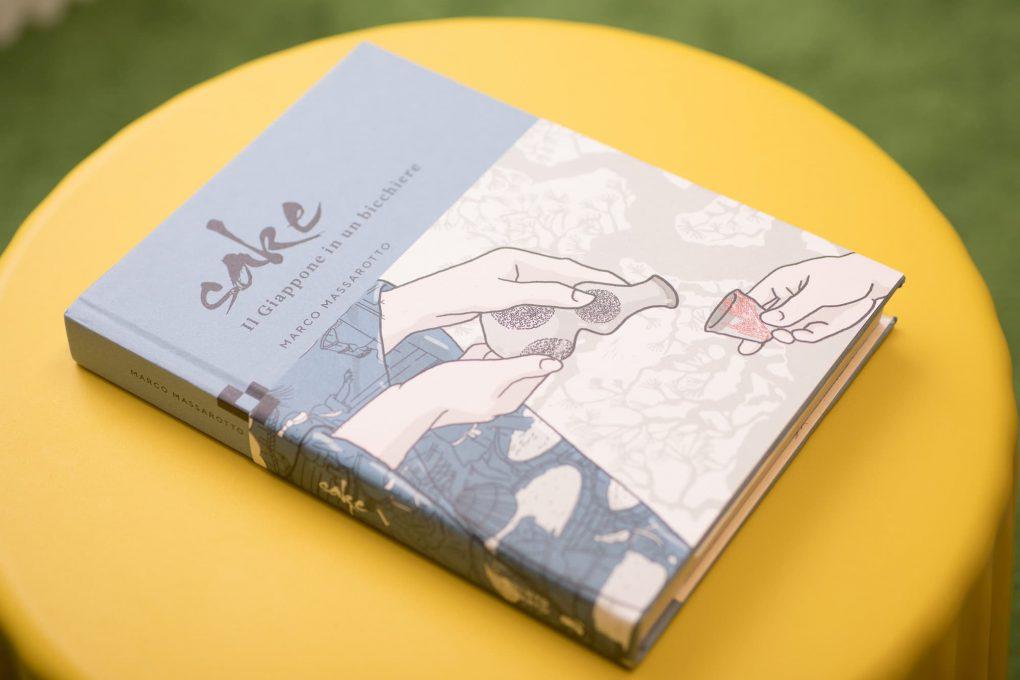 酒の本「Sake. Il Giappone in un bicchiere」