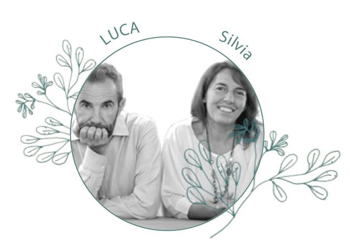 LucaとSilvia