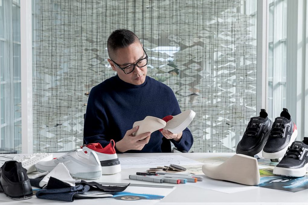 韓国人プロダクトデザイナー、ソク・ヨンベ