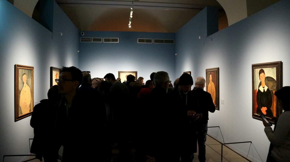 デッラ・チッタ・ディ・リヴォルノ美術館