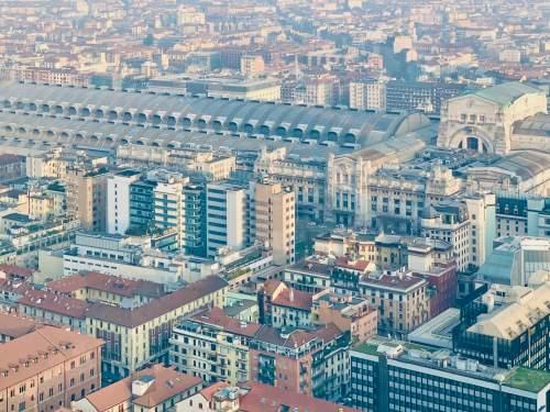 Palazzo Lombardia(パラッツォ・ロンバルディア)
