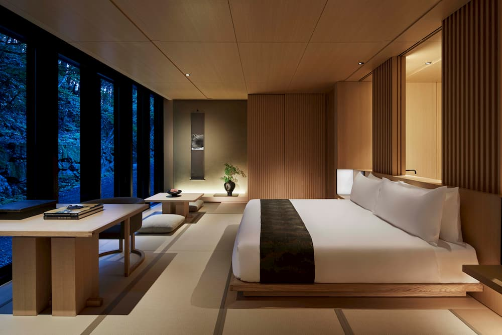 アマン京都部屋の写真