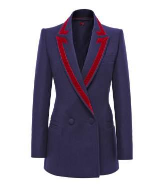 テーラードブレザーブランドNASCOのジャケット