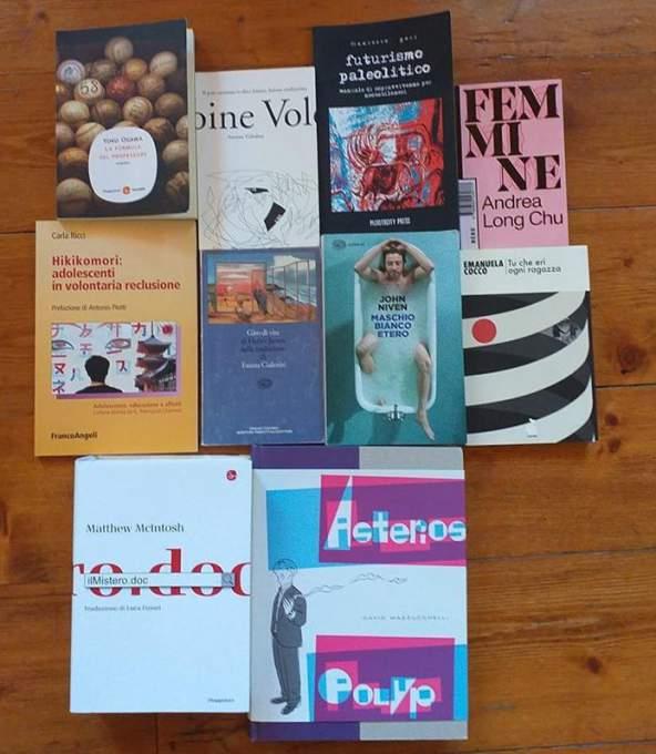 フェルッチョさんが3月に読んだ10冊の本