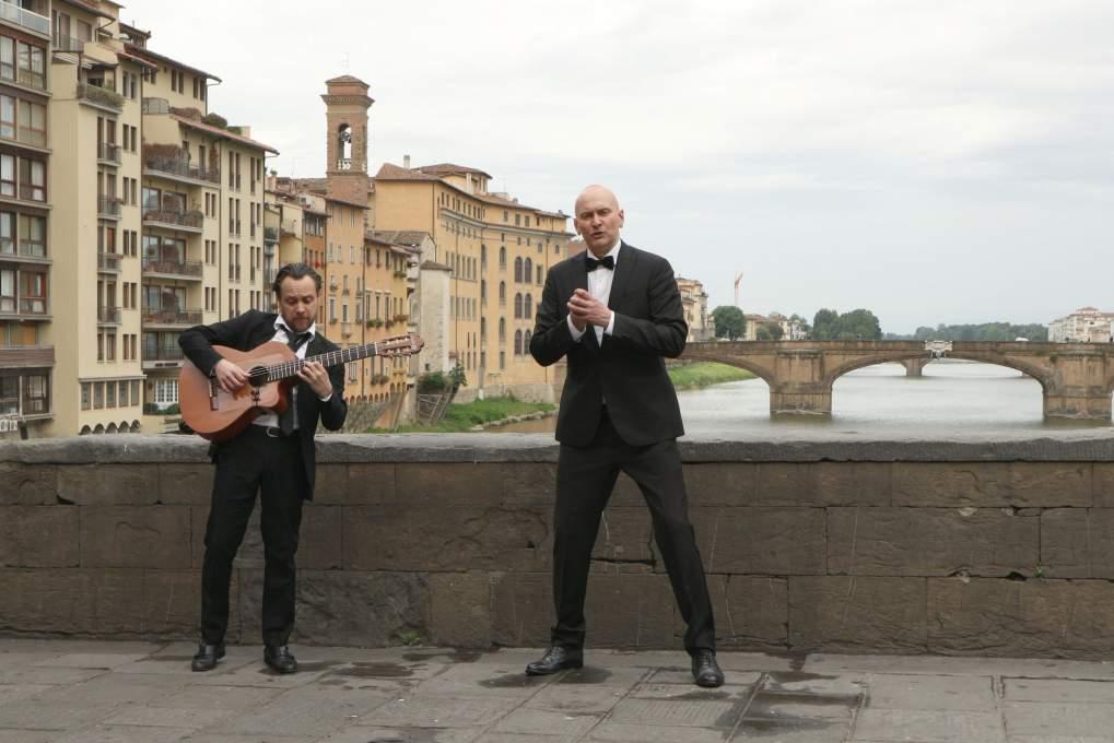 フィレンツェでオペラ演奏