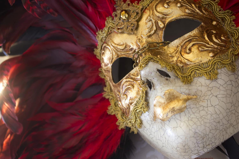 ボルトのマスク