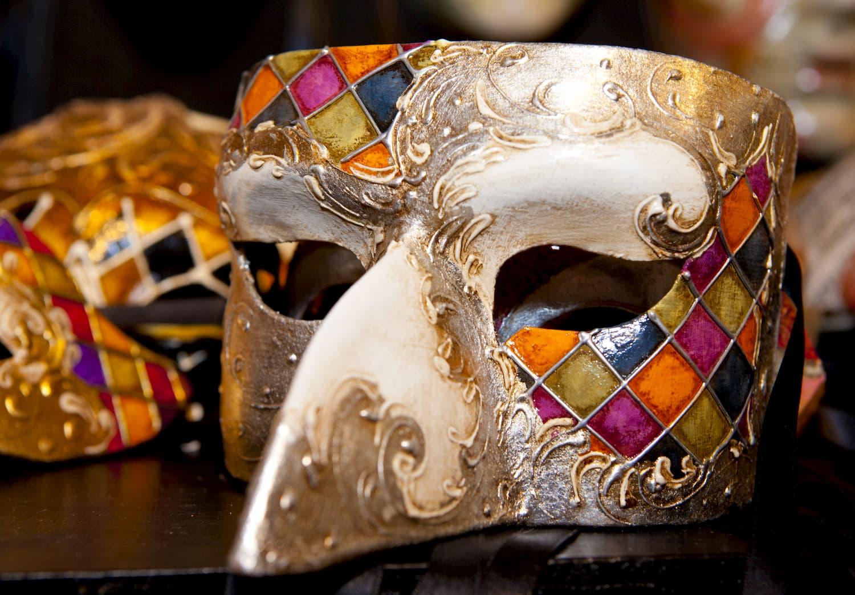 バウタマスクの写真