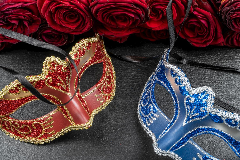 コロンビーナマスクの写真