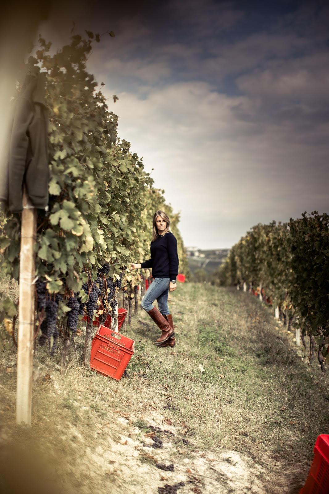 フォリアティ・ワイン(Fogliati Wine)オーナーのアンナリーザ・キアッパさん