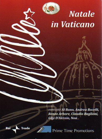 Natale in Vaticanoカバー