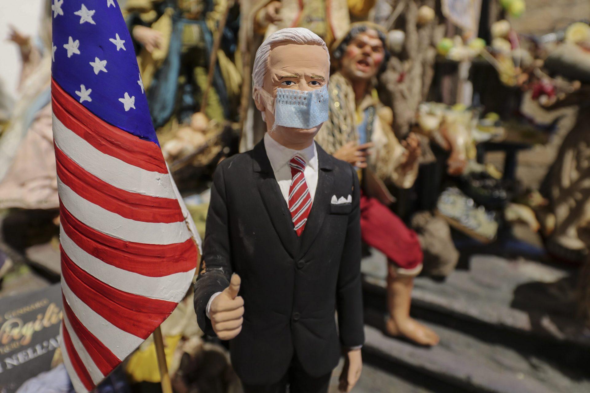 Presepio President Biden