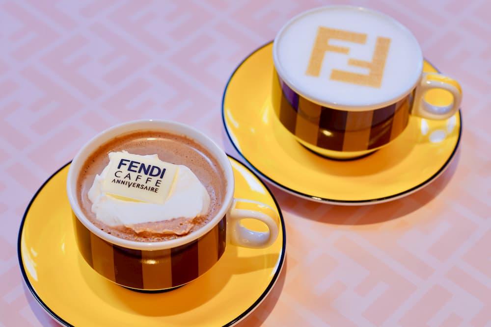 カフェ フェンディ