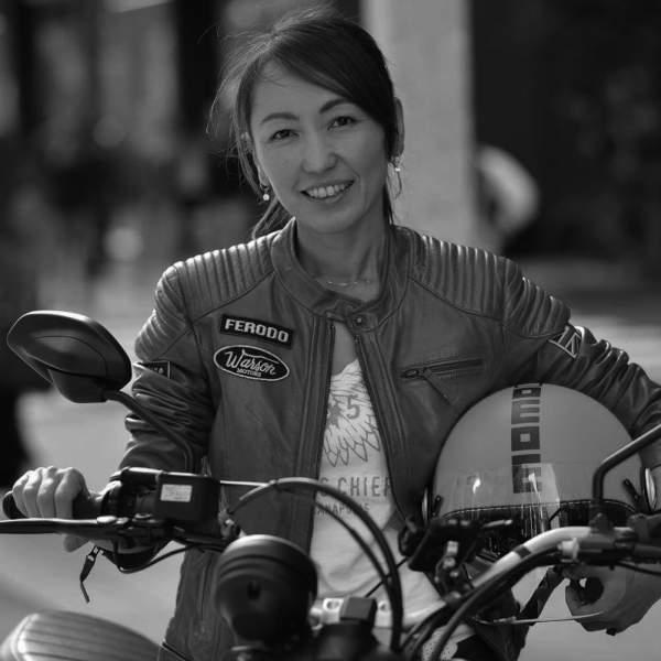 松崎 祐子 Yuko Matsuzaki
