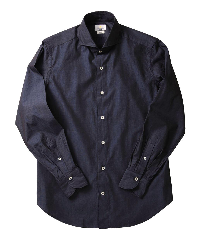 シャツ 27,500円(税込)/GIANNETTO(ジェンテディマーレ)