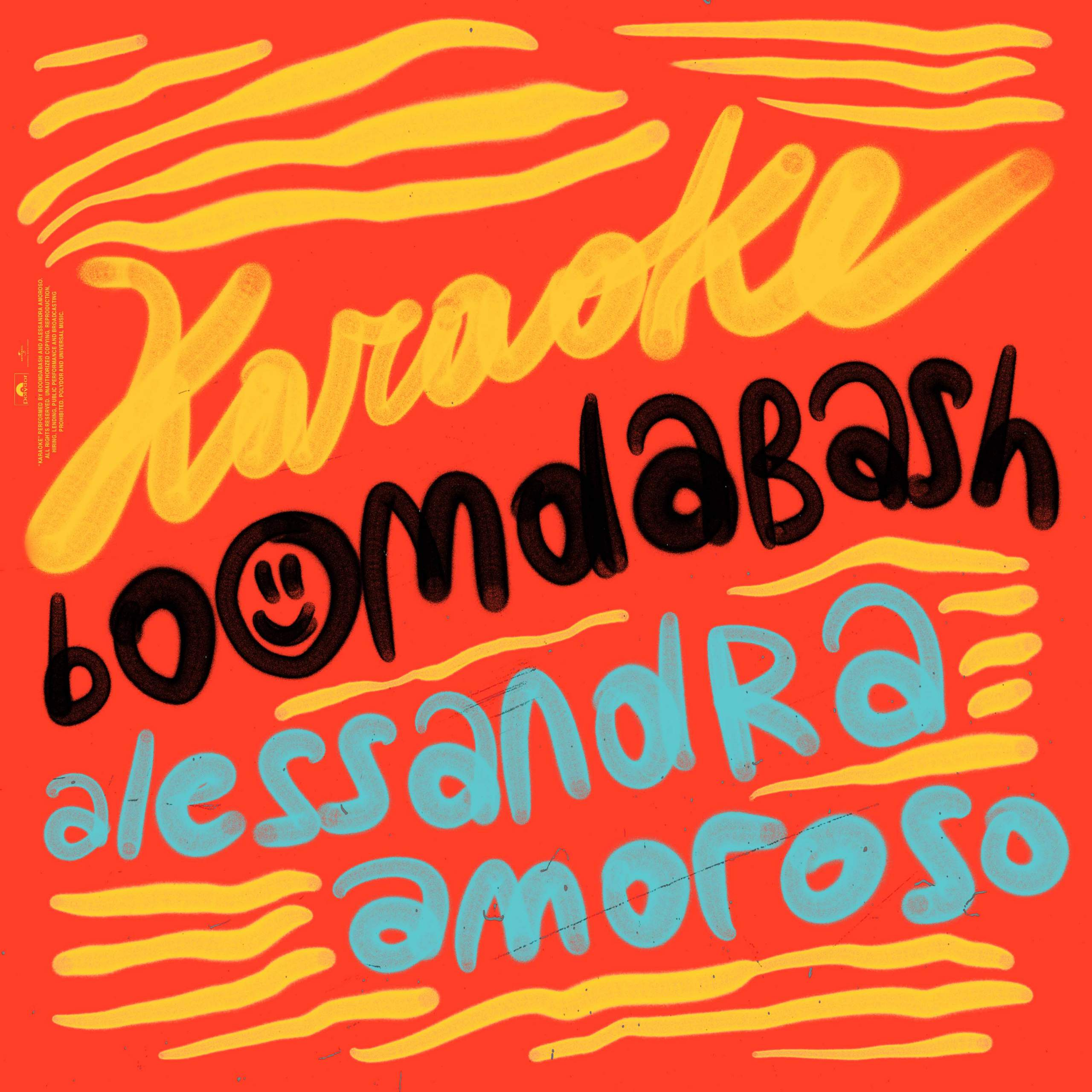 Karaoke _BoomDaBash_Alessandra Amoroso