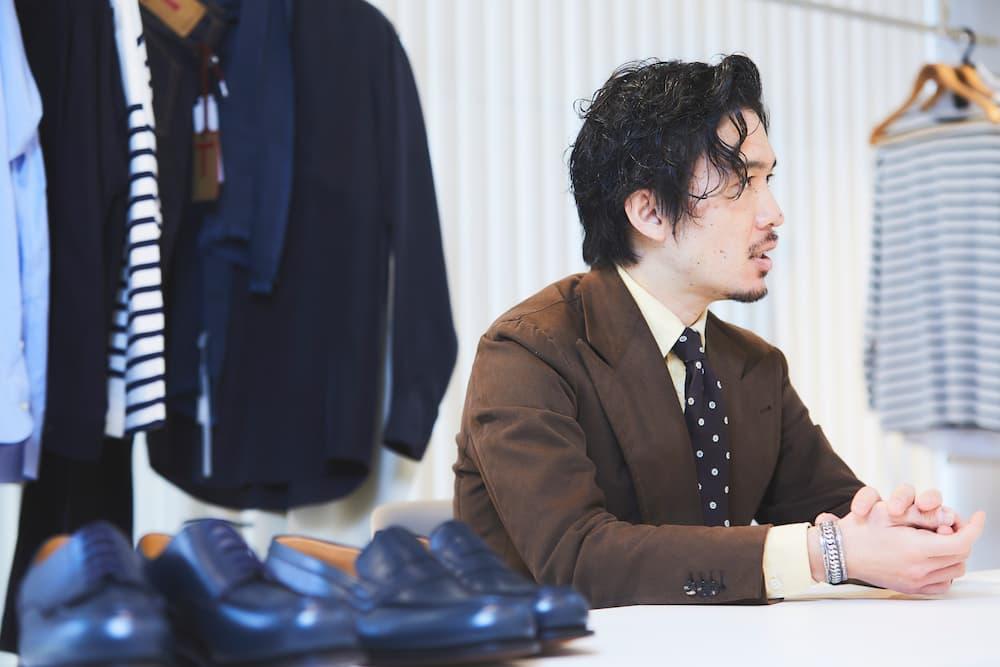 伊勢丹バイヤー稲葉智大氏